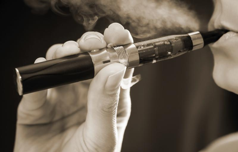 State reports the number of students sanctioned for vaping is way up