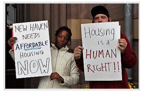 Time to recognize the human right to housing in Connecticut