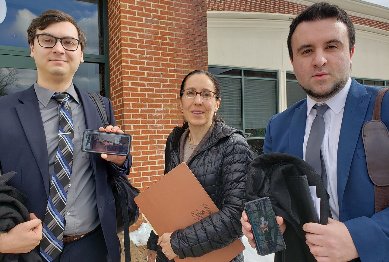 Advocates stand up in court for abused animals