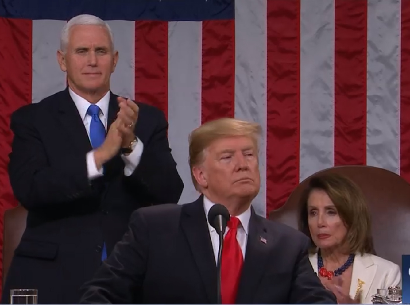 CT lawmakers bring guests to Trump's SOTU to send a message