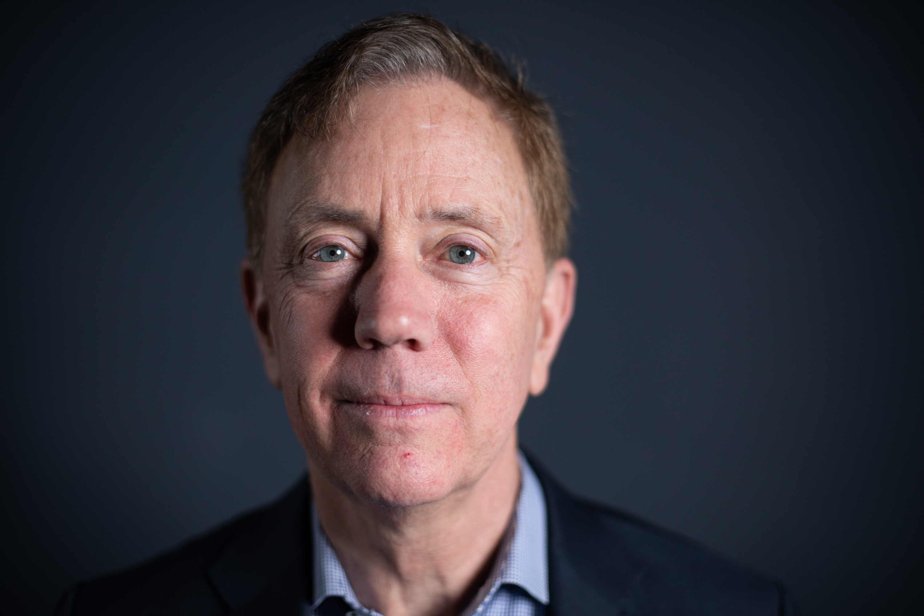 Labor, business and the courtship of Ned Lamont