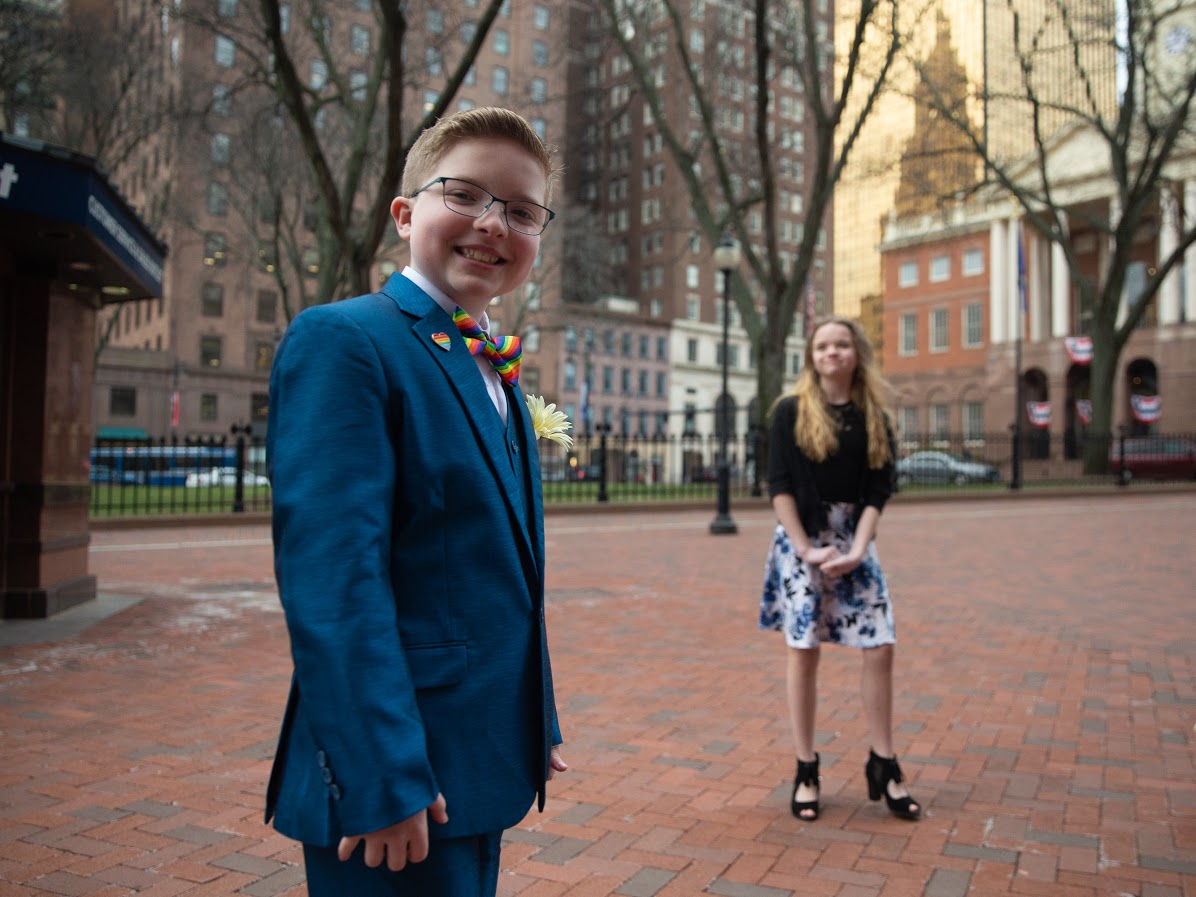 Best of 2019: Election of first openly gay Kid Governor is a milestone. But coming out wasn't easy.