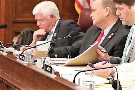 Larson holds hearing on Social Security reform