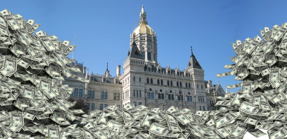 Wall Street continues to soften COVID's impact on CT's budget woes