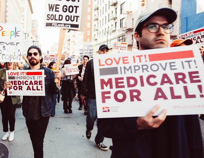 There is more than one Medicare for All