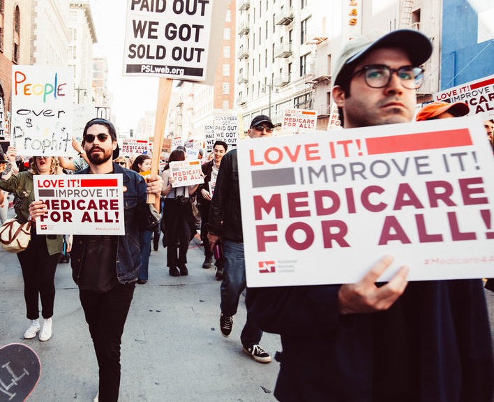 The labor pains of 'Medicare for All'