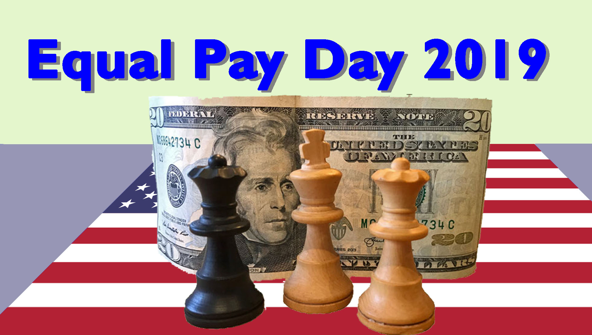 On Equal Pay Day: Reflection on the gender pay gap
