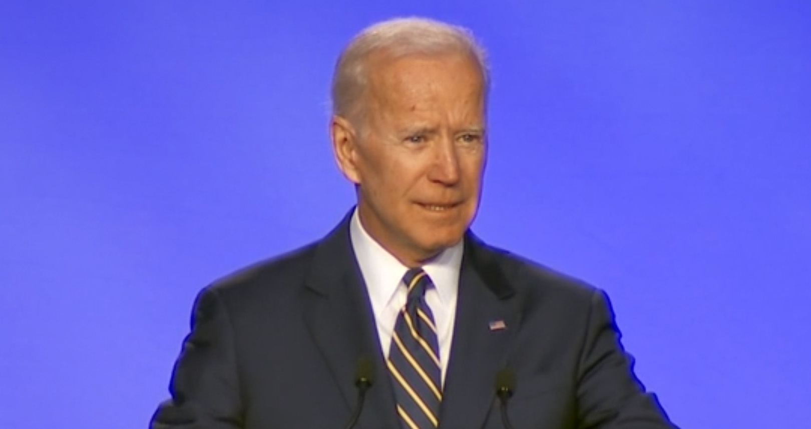 Joe Biden and a brave, impersonal, new world