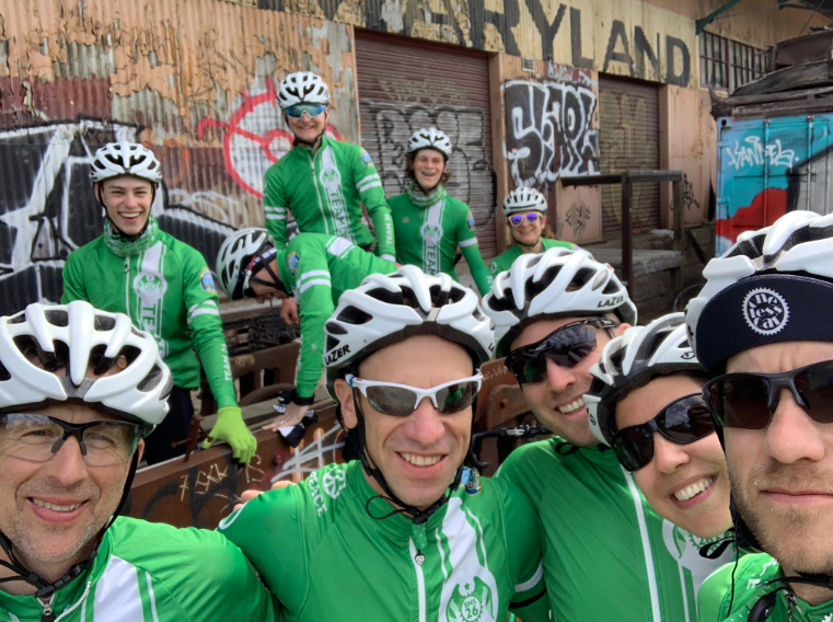 Shunning D.C., Newtown cyclists ride for 'cultural change' on guns