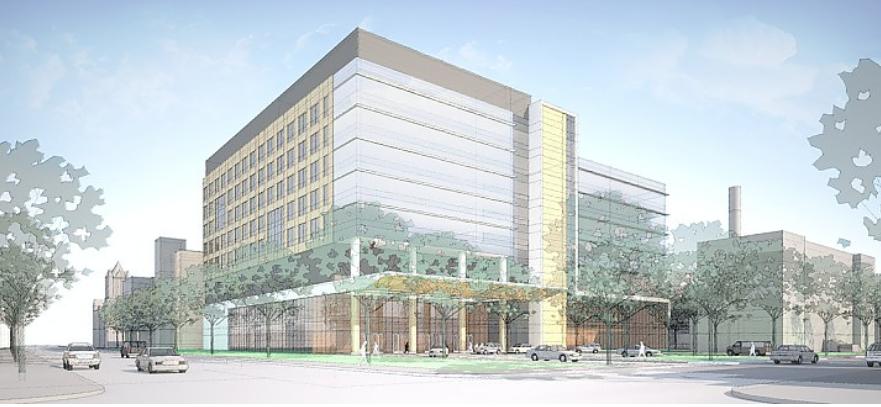 Yale-New Haven plans $838 million neuroscience center