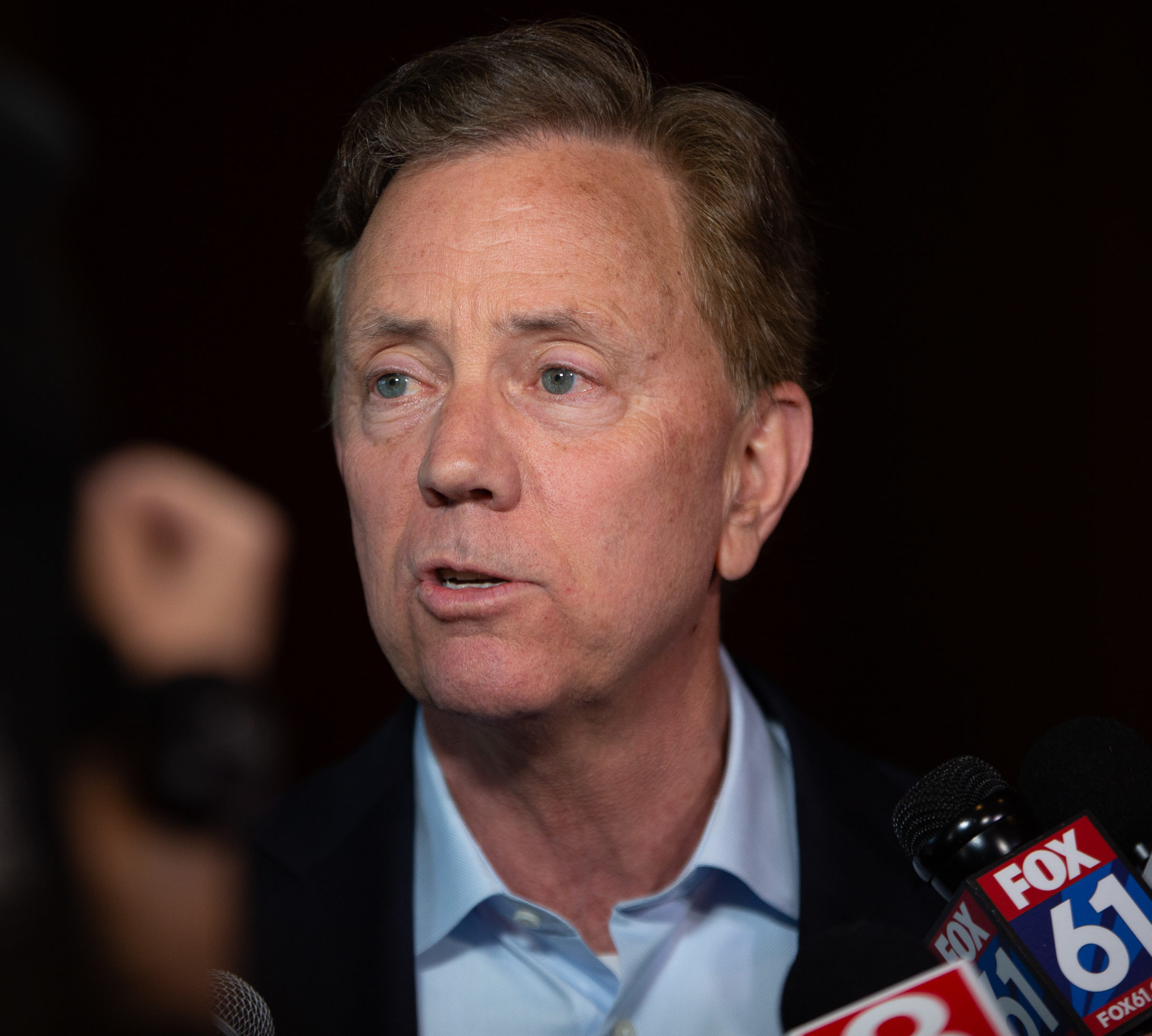Lamont's first budget could hinge on progressive taxes