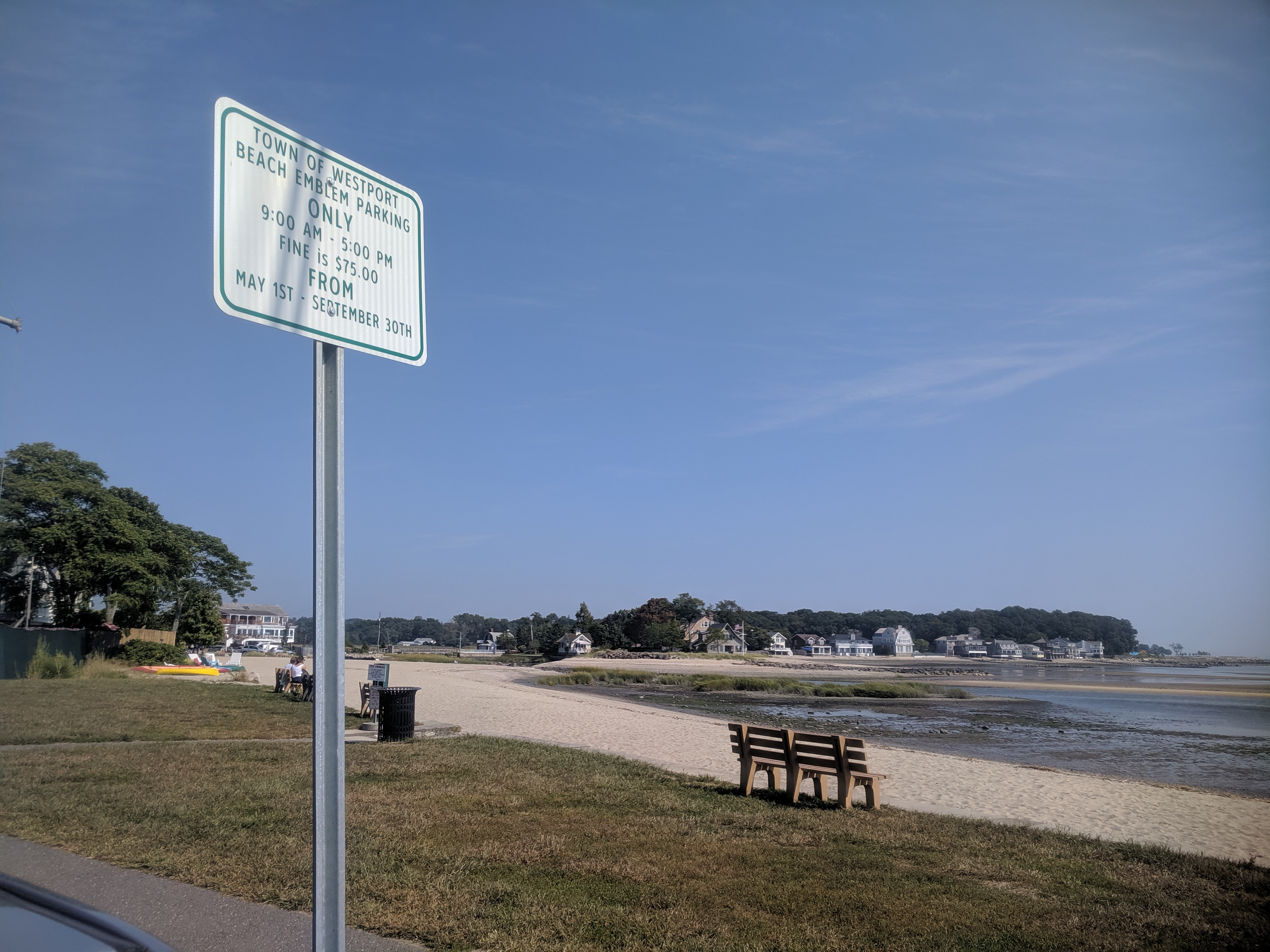 New Haven lawmaker would ban exclusionary beach policies