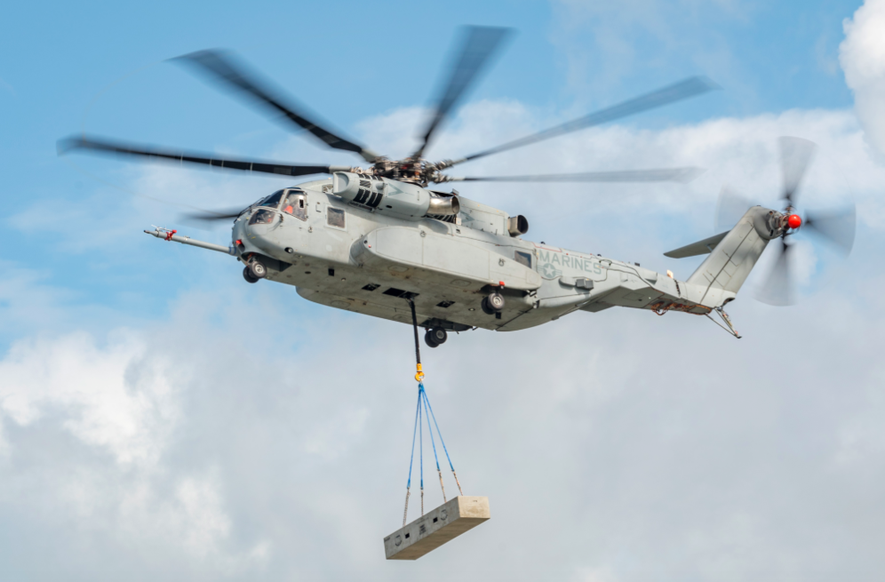 Navy signs new contract with Sikorsky for 'King Stallion' copters