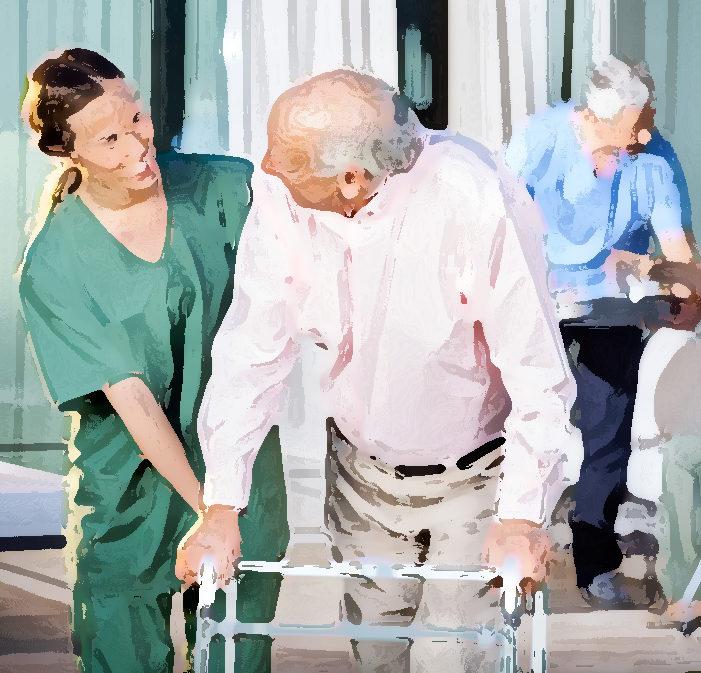 Short-staffed nursing homes see drop in Medicare ratings