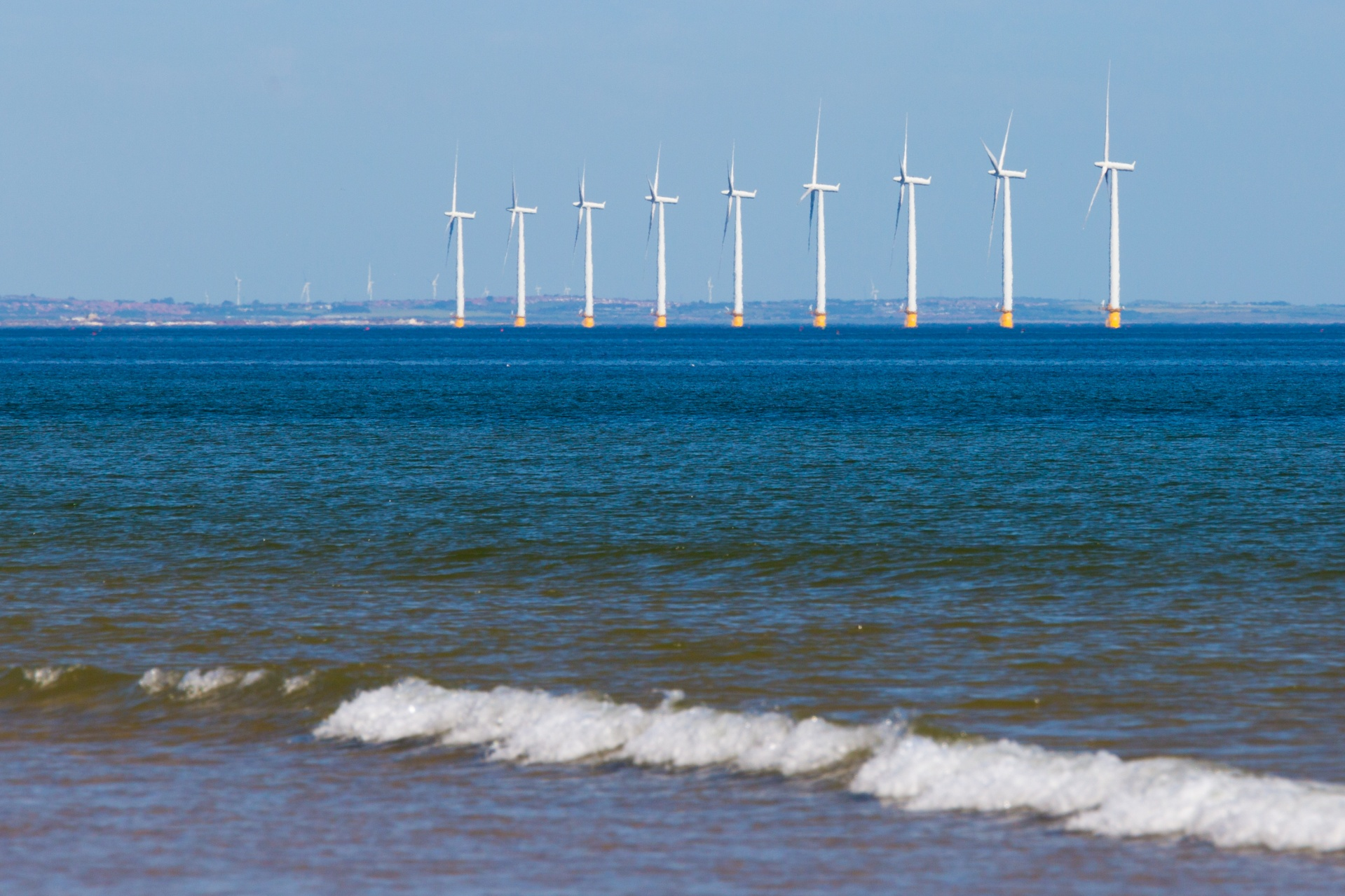 Connecticut takes a major step into offshore wind