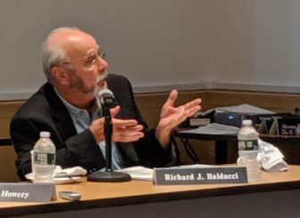 Richard Balducci, chairman of the Board of Regents finance committee, told the board Thursday that fringe benefit costs will be less than expected.
