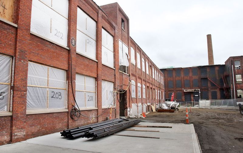 Former Bridgeport factory goes from blighted to revitalized