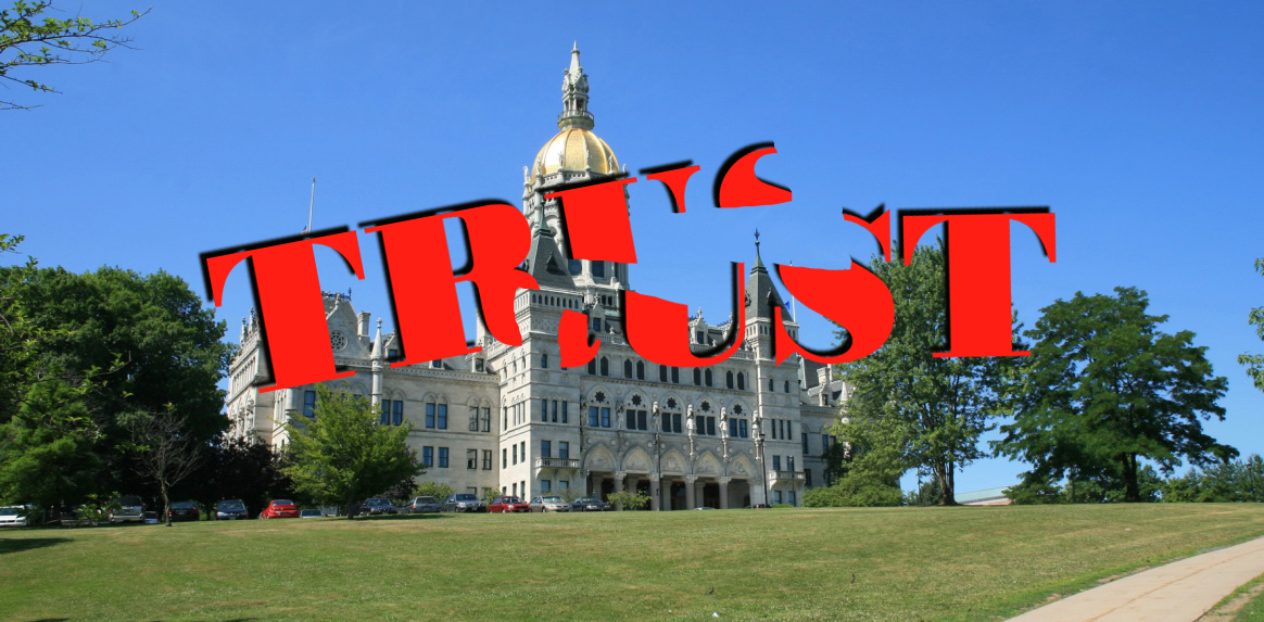 Nobody trusts the lawmakers in Hartford