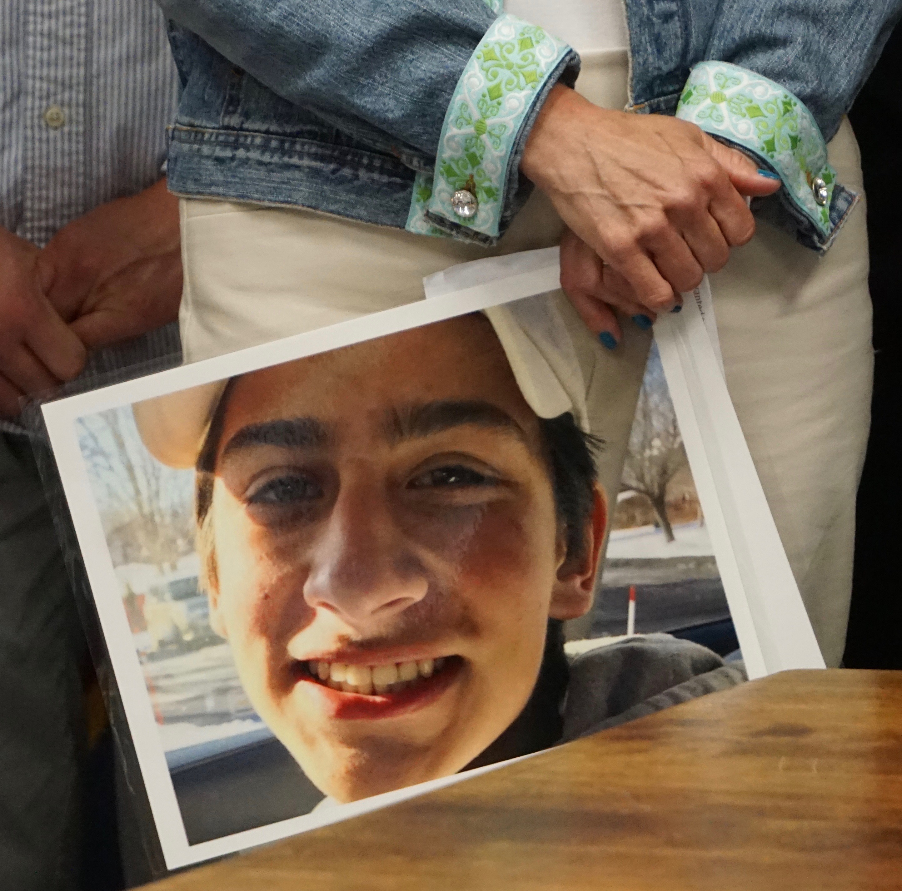 A CT gun safety measure, Ethan's Law, is before Congress