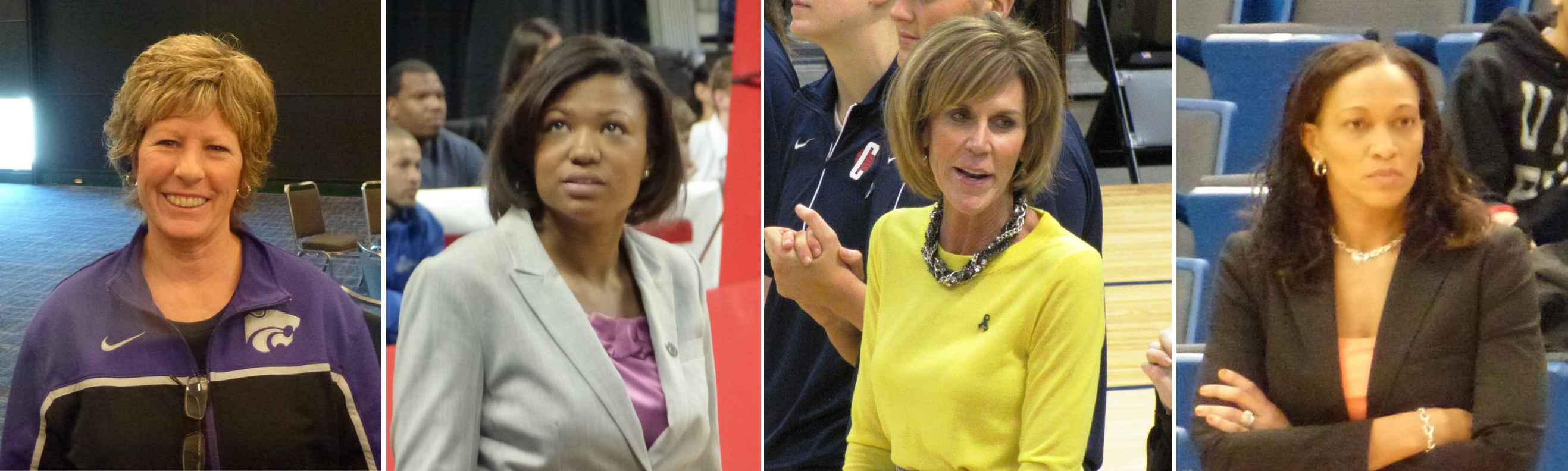 The war on women coaches
