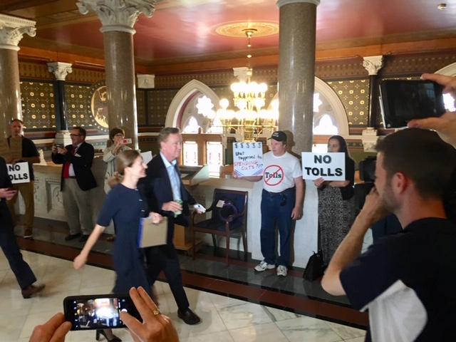 An unenthusiastic response to Lamont's tolls reboot