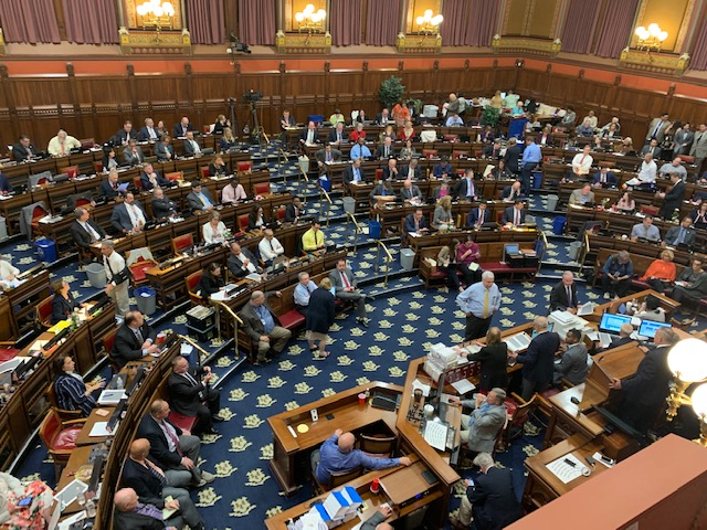 Winners and losers: The 2019 legislative session
