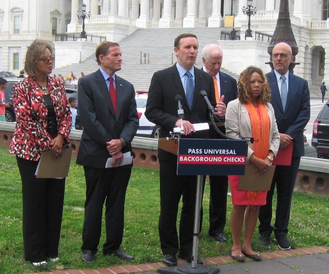 CT lawmakers slam Senate inaction on gun background checks