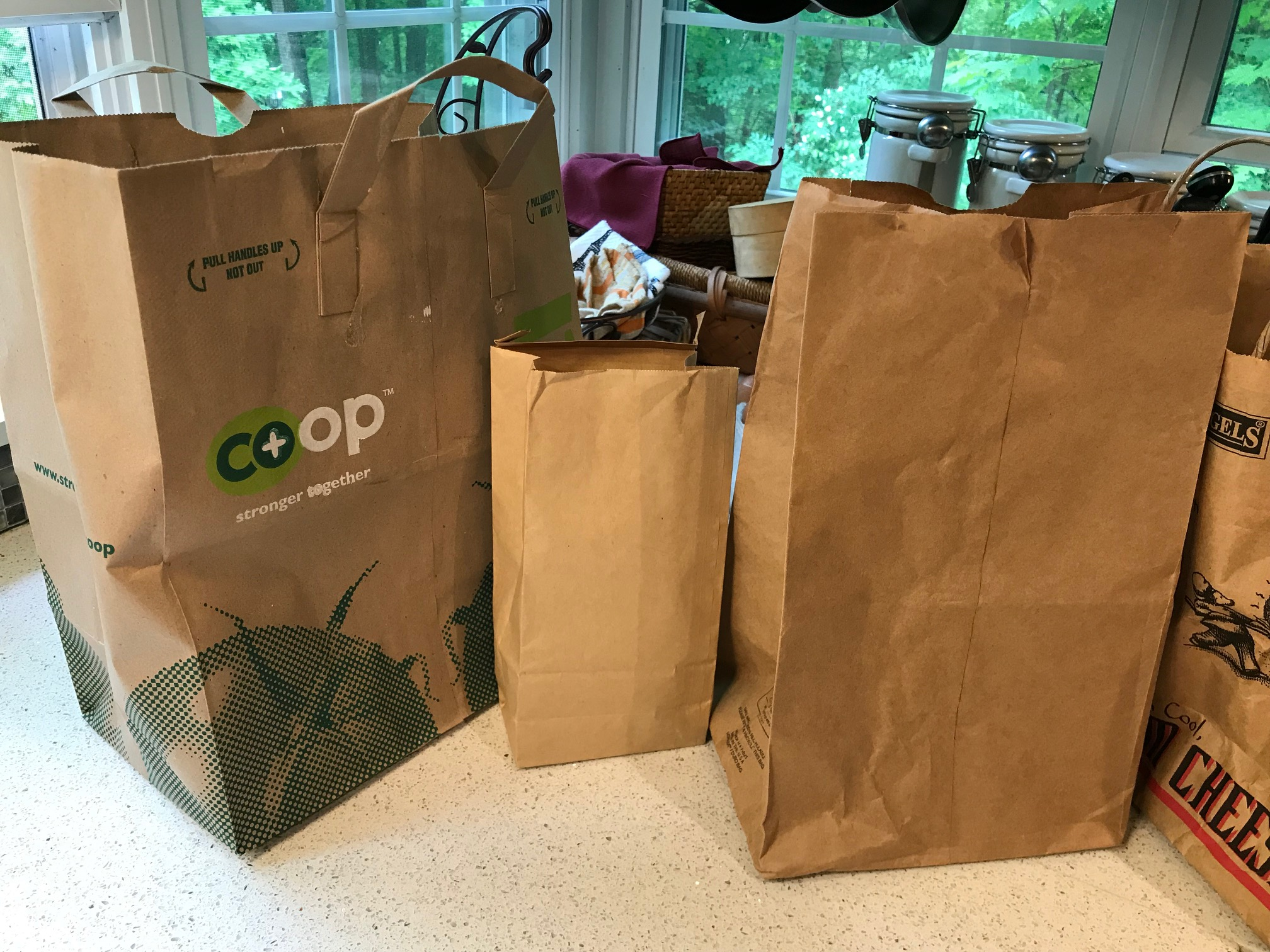 Paper bags provide solutions