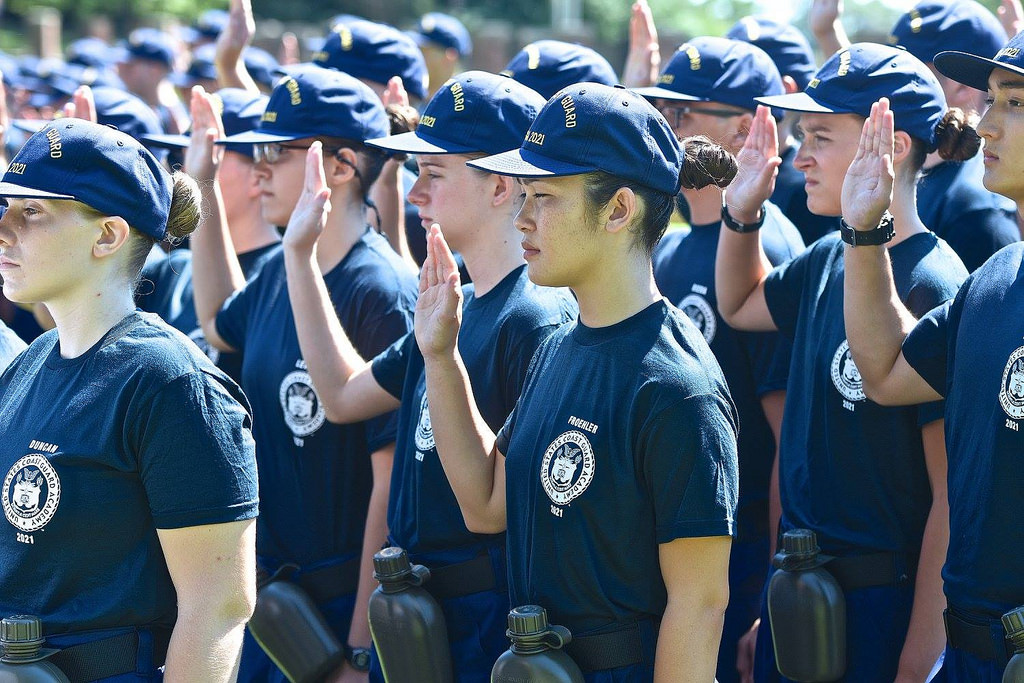 Coast Guard Academy failed to address racial harassment incidents or punish offenders, IG report says