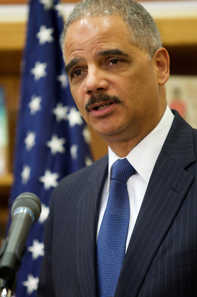 Former A.G. Holder issues call to action at Legal Aid fundraiser