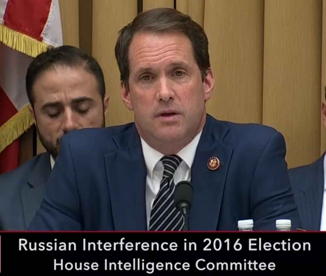 As impeachment enters new phase, Himes' profile in Trump probe heightened
