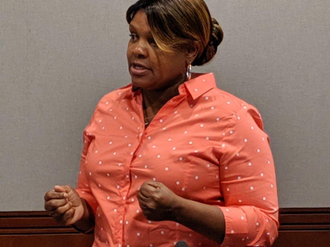 Gwen Samuel, President of the CT Parents Union