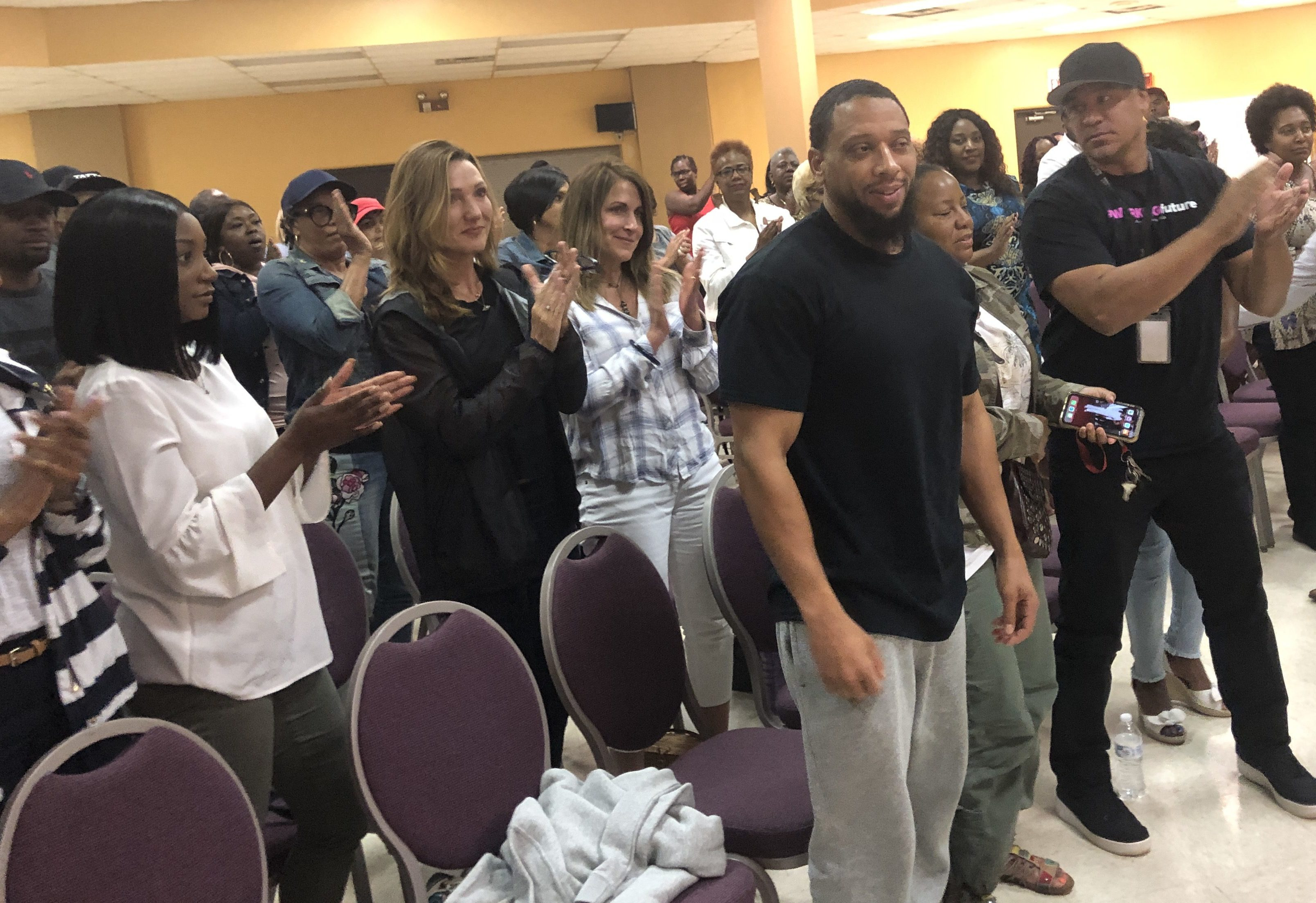 'Empathy Tour' seeks to give formerly incarcerated their lives back