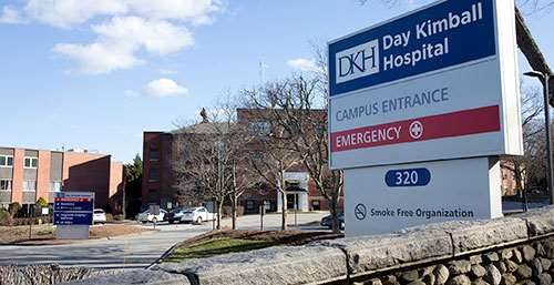 Day Kimball Healthcare eyes deal with for-profit hospital chain