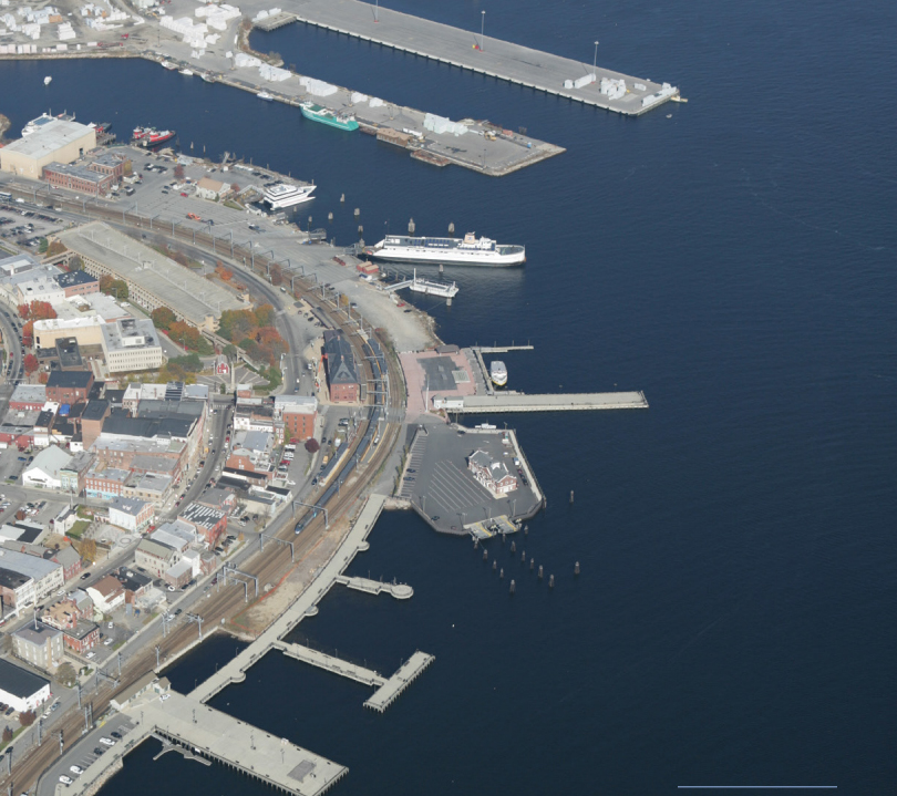 Lamont unveils New London harbor deal as quasi-public debate heats up