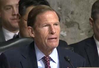 Blumenthal sponsors bill to try to block Trump 'public charge' rule