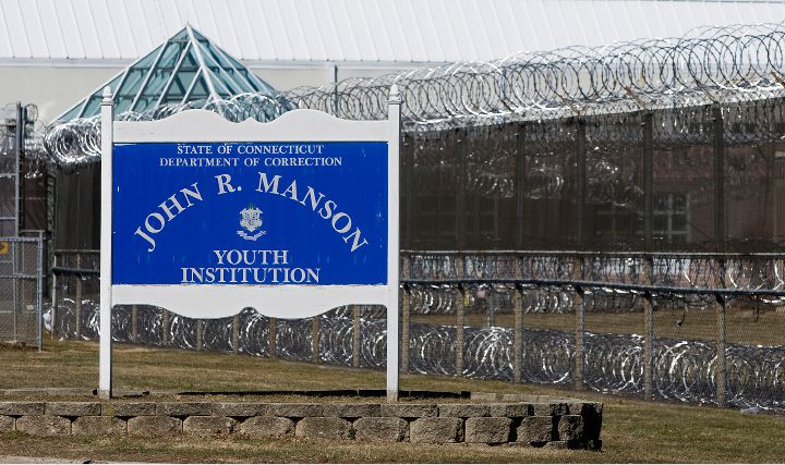 CT Child Advocate report: Adult prison system is no place for minors