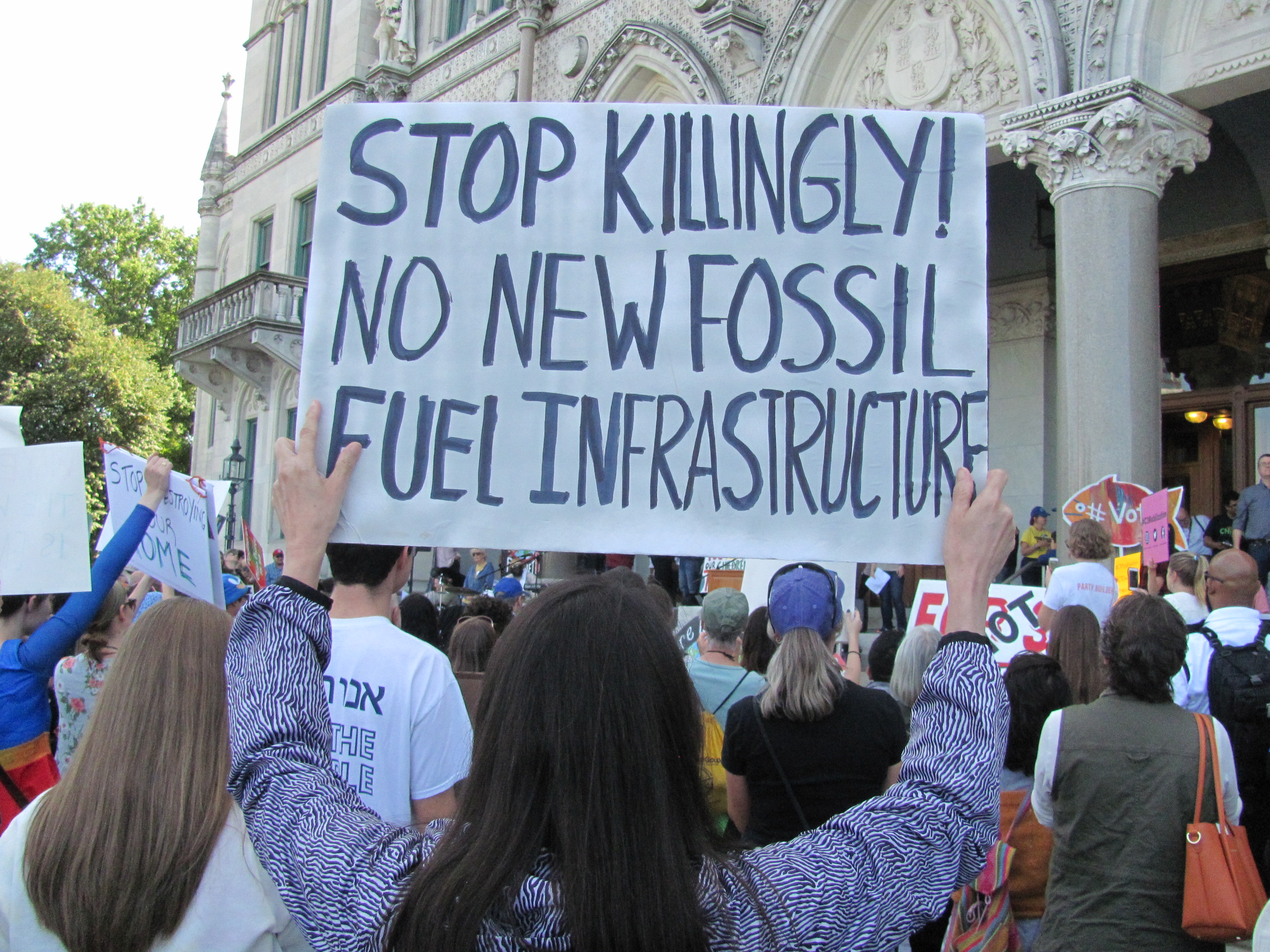 Climate change v. Killingly gas power plant. And the winner is …