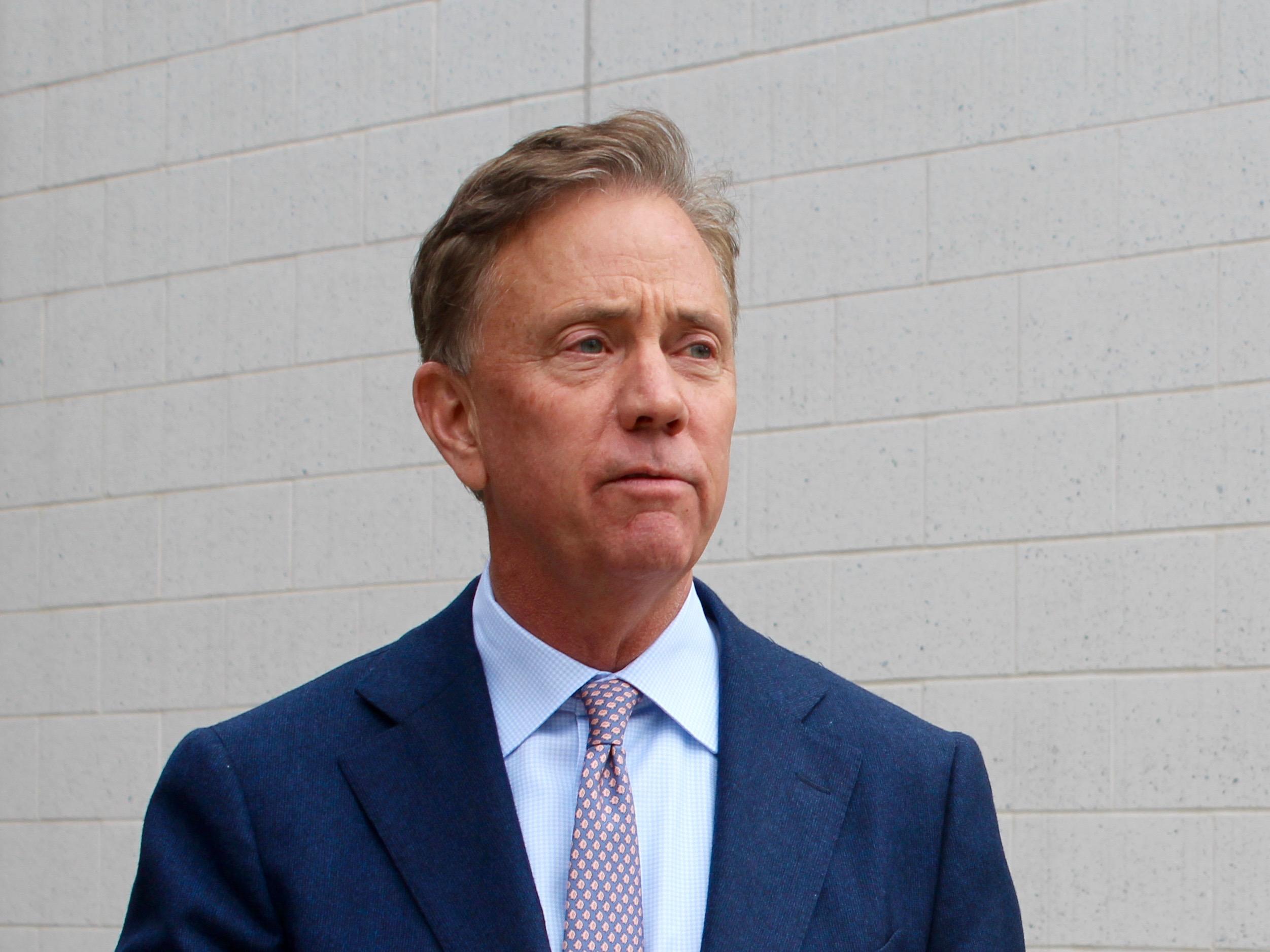 Lamont wants to slam brakes on state borrowing