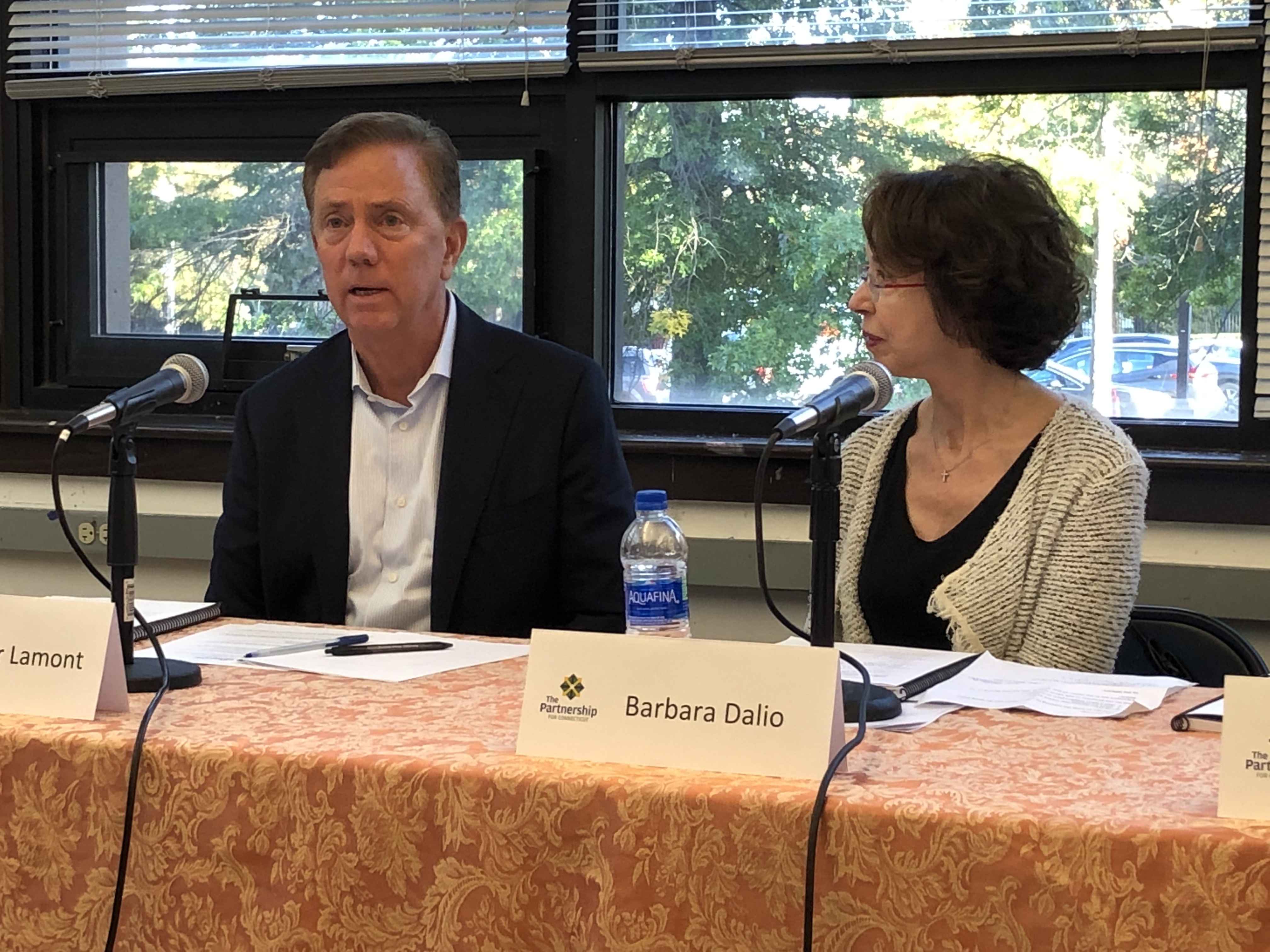 Education partnership keeps most deliberations behind closed doors