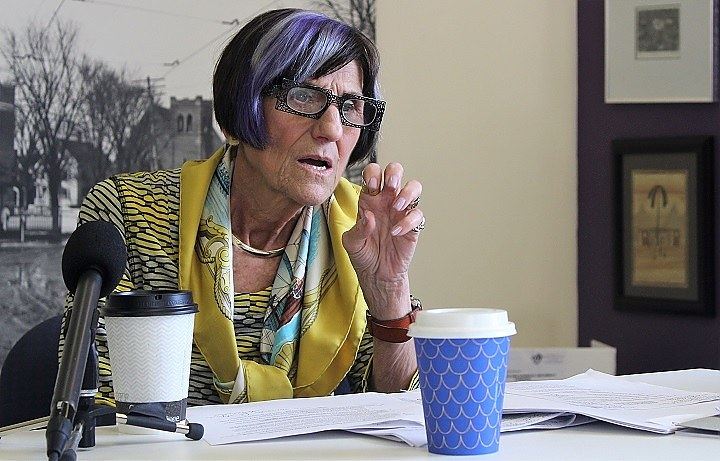DeLauro: Our democracy hangs in the balance