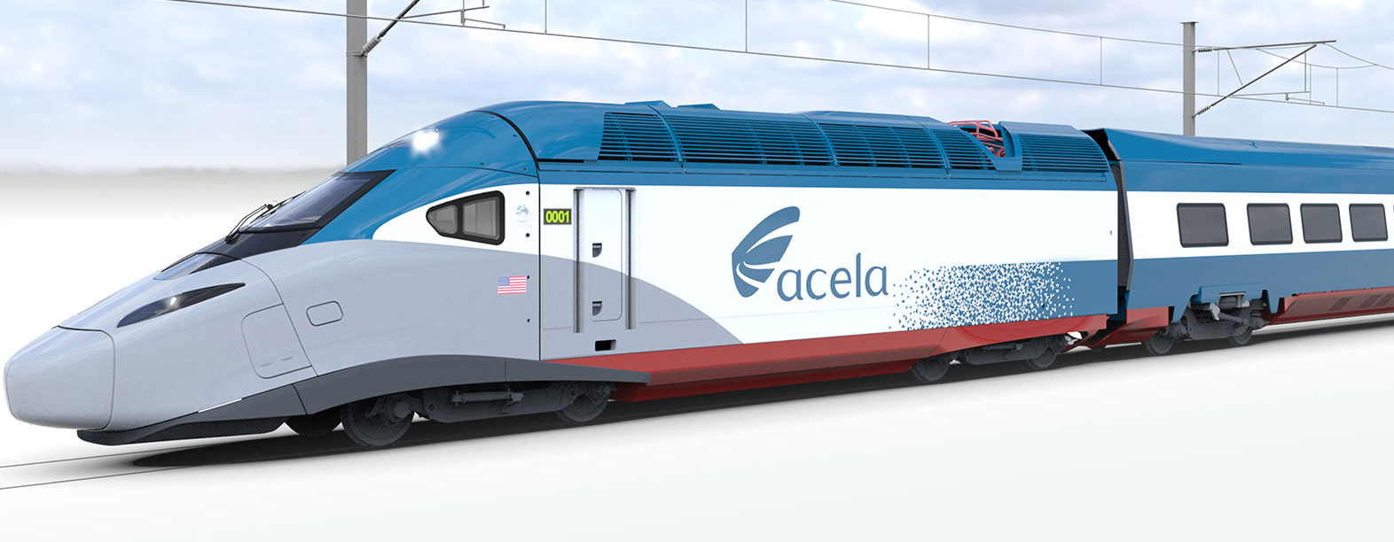 Amtrak's next Acela