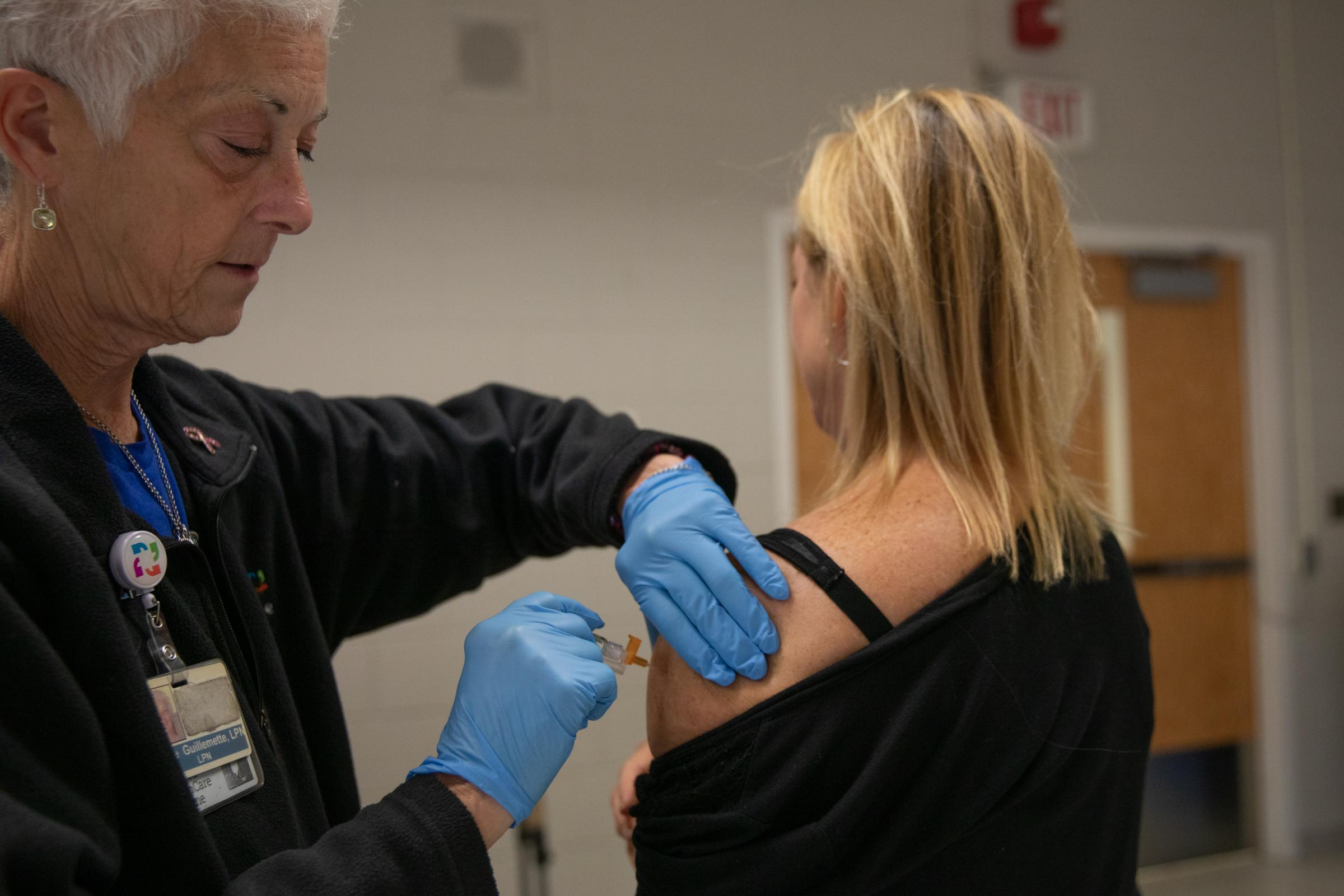 Connecticut flu shots are here, and officials want you to get one