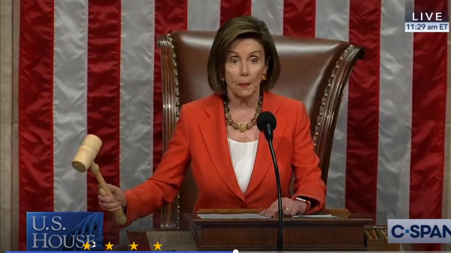 CT lawmakers praise impeachment resolution the GOP calls a  'sham'