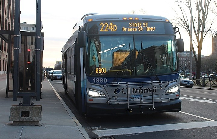 CT Transit fix for New Haven: $15.5M, for starters
