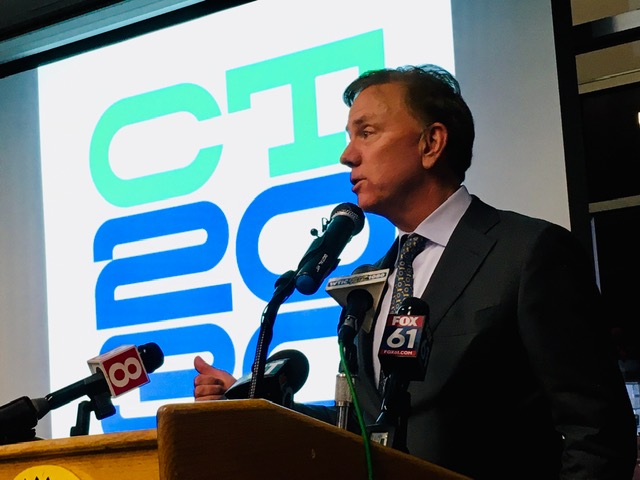 Lamont's CT2030 has VIP support — and political challenges