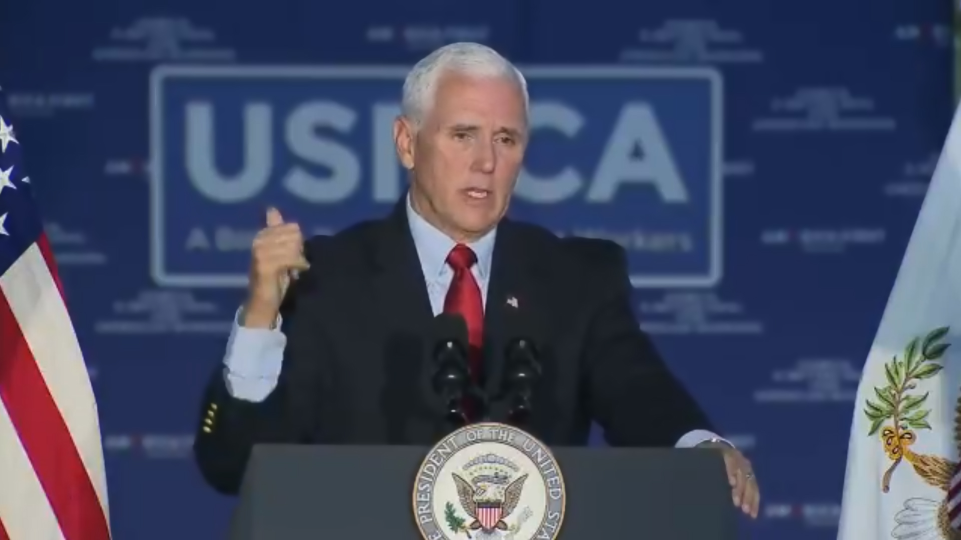 How Pence meddled in foreign aid, rerouting money to favored Christian groups