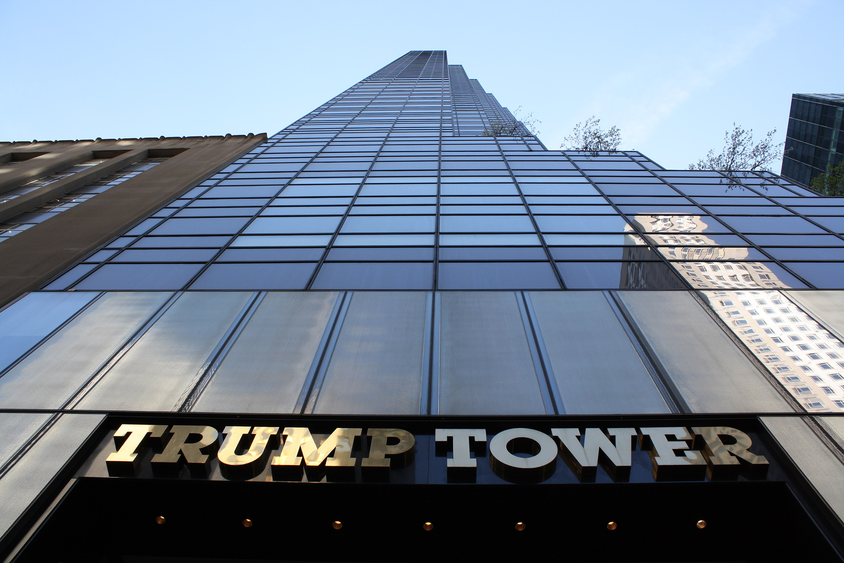 Trump tax records reveal new inconsistencies — this time for Trump Tower