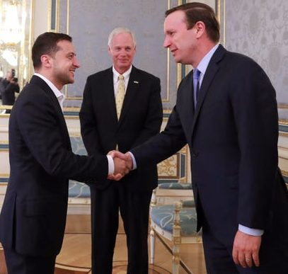 Murphy to travel again to Ukraine, meet with Zelensky