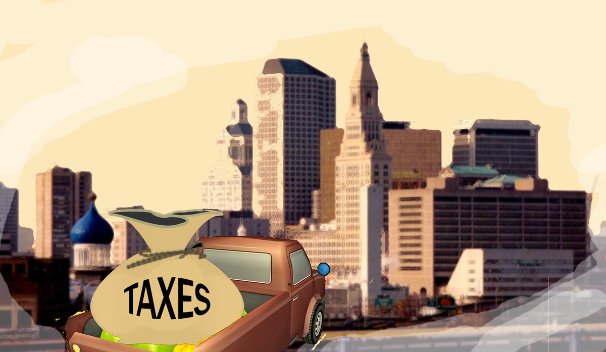 CT residents move to the cities, taking taxes with them